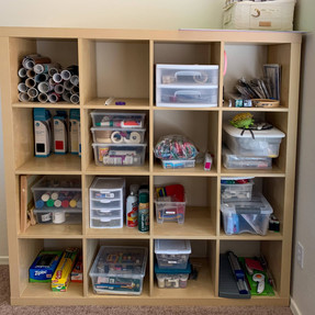 Organized and overwhelmed - uprelief- Ph