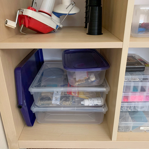 Organized and overwhelmed - uprelief- sc