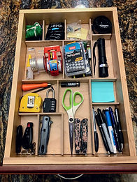 relief custom built to fit dawer organizer-after