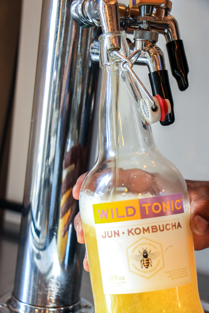 Fill'er up! - Wild Tonic