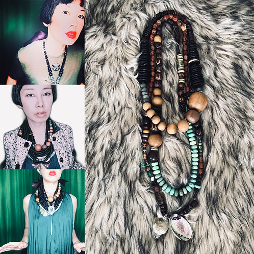 Channeled Healing Necklace