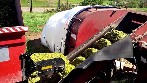 filling ag silage bags