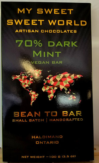 70% Dark & Mint Chocolate