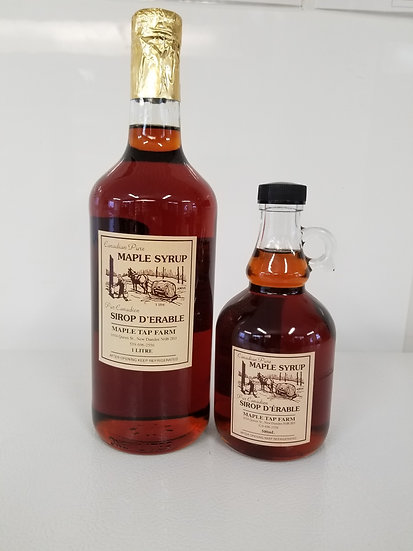 500 ml. Maple Syrup