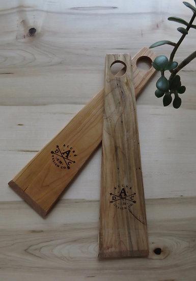 Wooden BBQ Scrapers