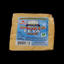 Sheep Cheese Smoked Feta 160g