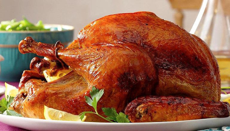 Turkey Deposit - Thanksgiving 2020