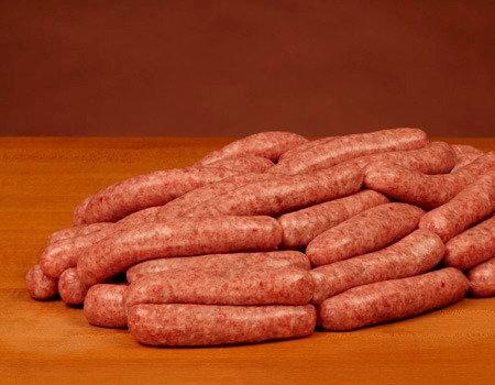 5 lbs. Box - Breakfast Sausage