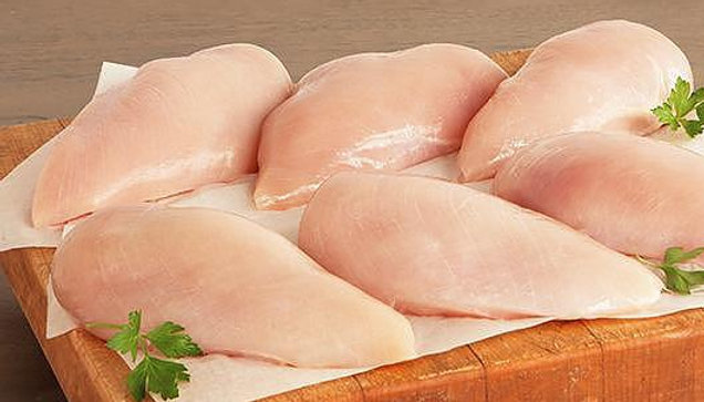 5 lbs. Box - Chicken Breasts