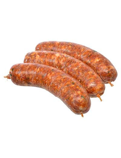 1 lbs. - Pork Sausage Hot Italian