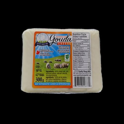 Sheep Cheese Gouda 300g