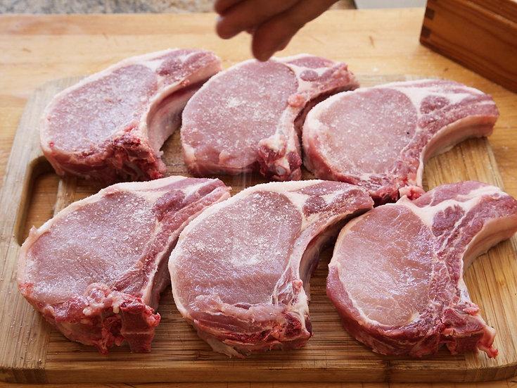 5 lbs Box - Pork Chops