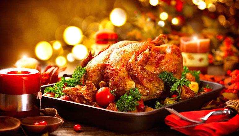 Christmas Turkey Deposit