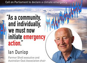CLIMATE EMERGENCY DECLARATION – AUSTRALIA21 DIRECTORS SIGN OPEN LETTER