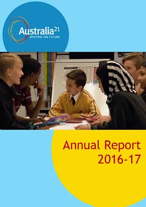 2016-17 ANNUAL REPORT