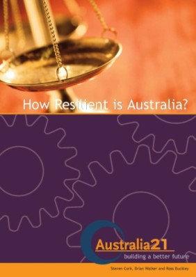 HOW RESILIENT IS AUSTRALIA?