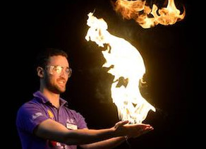 SETTING THE WORLD ON FIRE: HONORARY YOUTH ADVISER BRINGS NEW SKILLS TO AUSTRALIA21