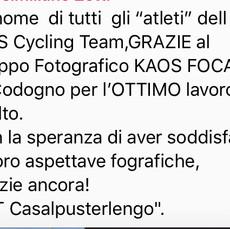 Uscita Fotografica Avis Cycling Team
