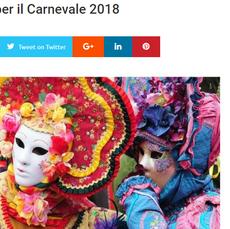 Mostra allestita in occasione del carnevale di Codogno 2018