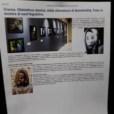 """""""Obbiettivo Donna"""" - Crema , Marzo 2018"""