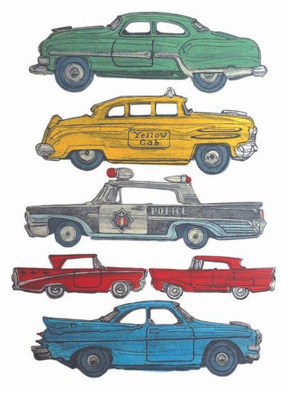 Tin Cars