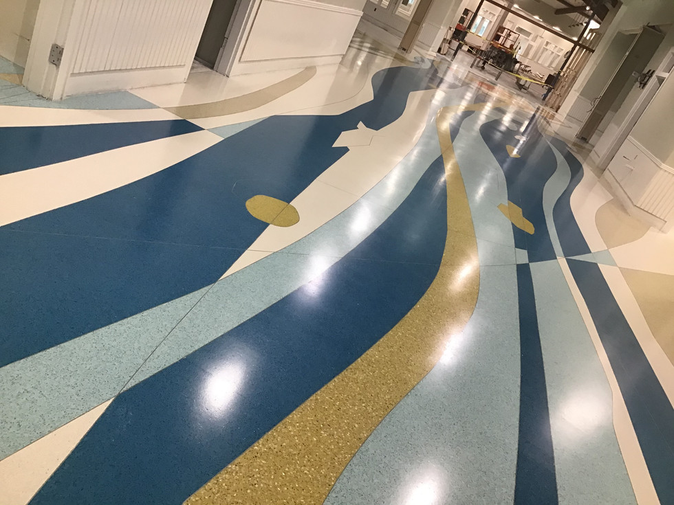 Terrazzo Flooring 2