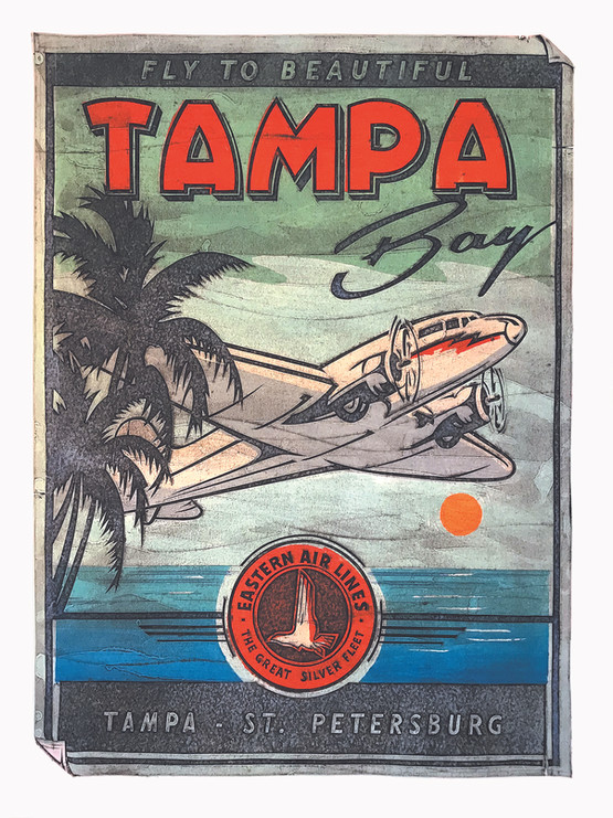 Fly to Tampa Bay