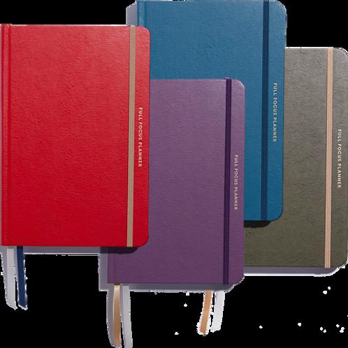 Focus 3 Month Planner Book