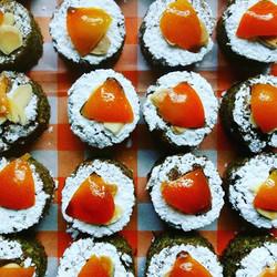 bolo laranja
