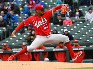 Vladimir Gutiérrez ya tiene una hazaña histórica entre los lanzadores cubanos en MLB