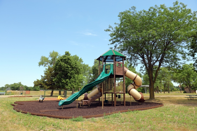 Mill Race Playground