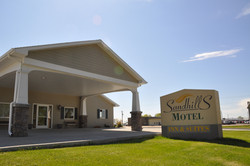 The Sandhills Guest House Motel