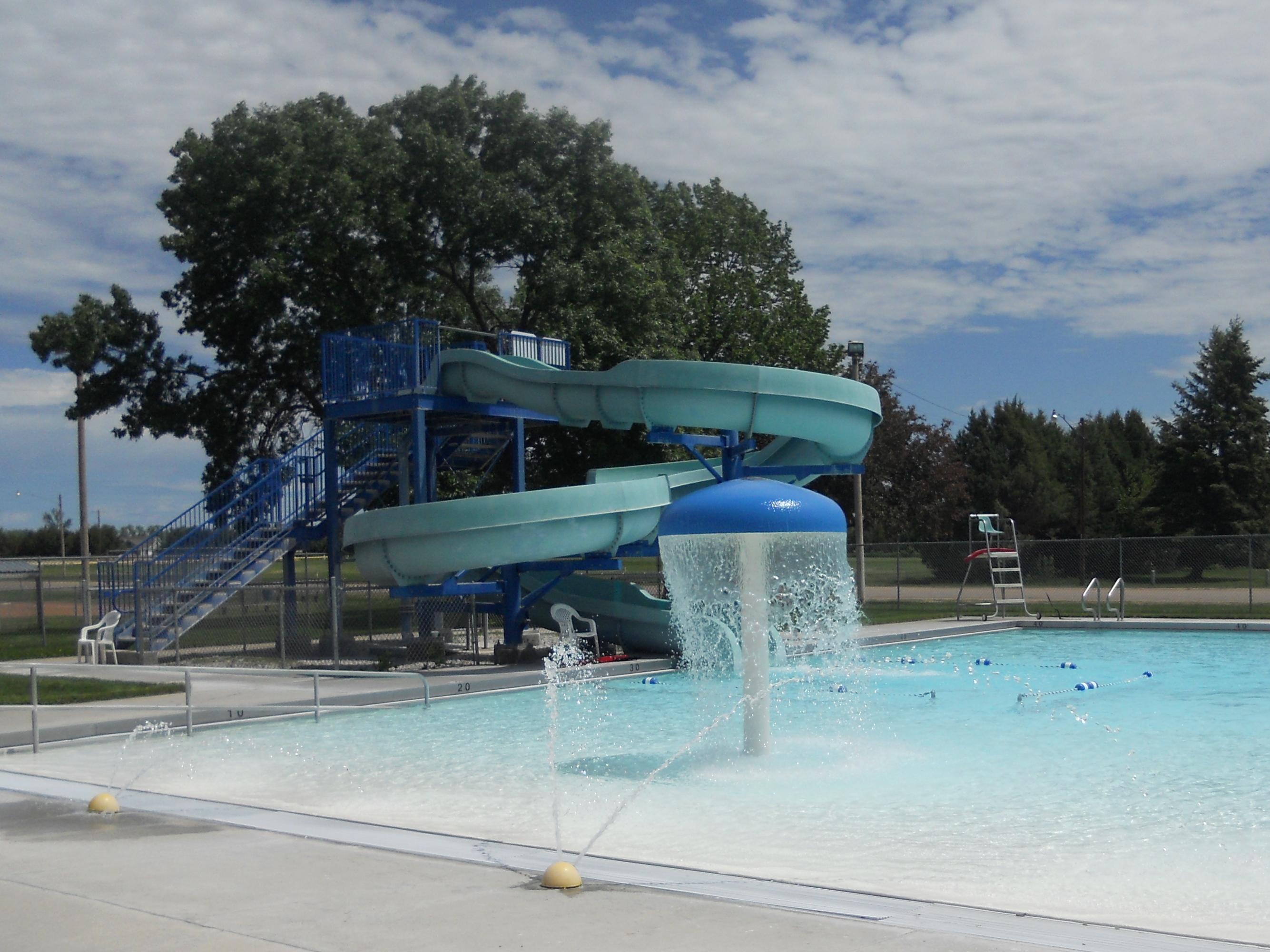 Atkinson Pool