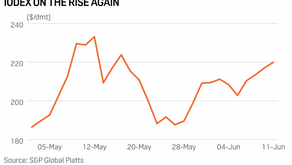 Recovering steel margins, strong China port prices set seaborne iron ore price up for further gains