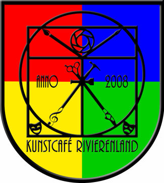Wapen Kunstcafe Rivierenland