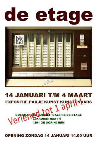 Expositie Pakje Kunst