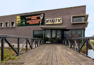 Muzikale Spoken Word middag in XINIX