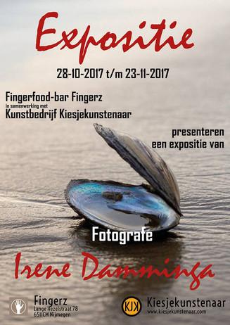 Expositie Fingerz Nijmegen