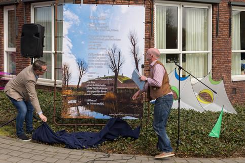 Kunstroute Nieuwendijk april 2017