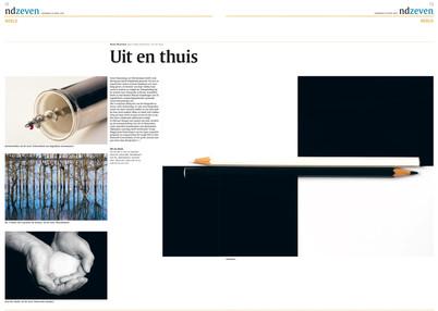 In de weekendbijlage Zeven van Het Nederlands Dagblad
