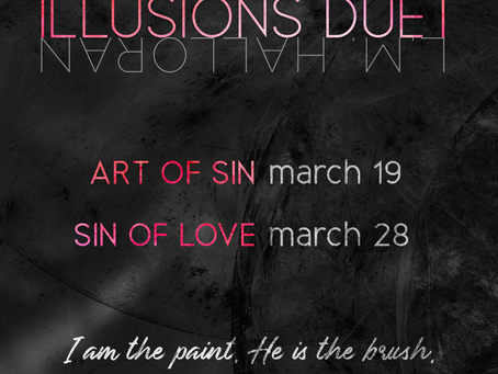 Illusions Duet: coming March 2019!