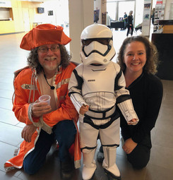 Storm Trooper mini! :)