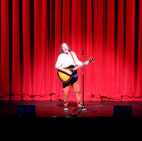 BPAC main stage - Burlington Cultural Days