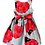 Thumbnail: Vestido estampa porco espinho