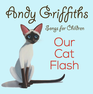 Front Cover - Our Cat Flash CD