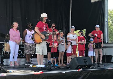 Canada Day Celebrations - Whitby