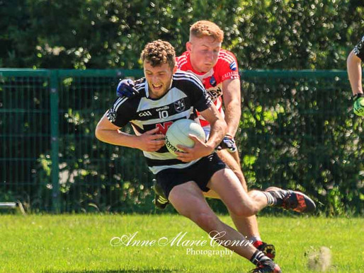 Castletownbere v Adrigole in todays Cork Gaa Credit Union League. Well done to Castletownbere.