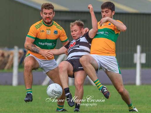 Cork Gaa Credit Union League Final Castletownbere V Glanmire