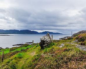 The Hag of Beara at Kikcatherine, Beara,
