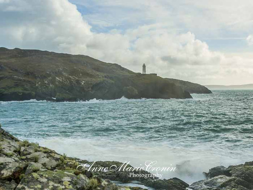Dunboy to the Pipers Rocks another wild this morning in Beara!!